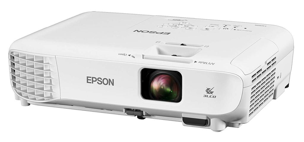 best epson projector portable mini