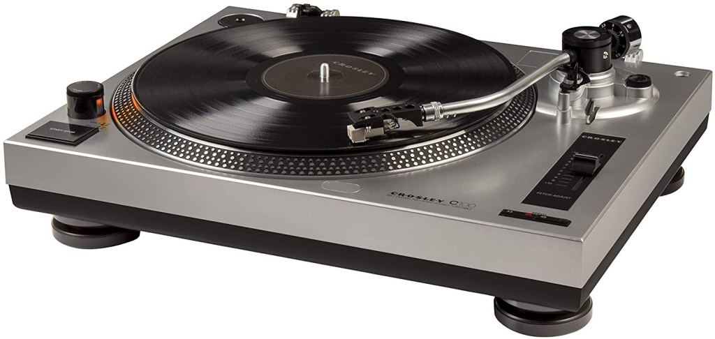 crosley turntable review record player best
