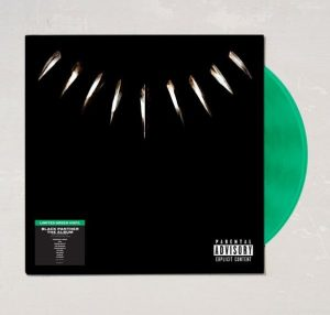 black panther limited edition vinyl