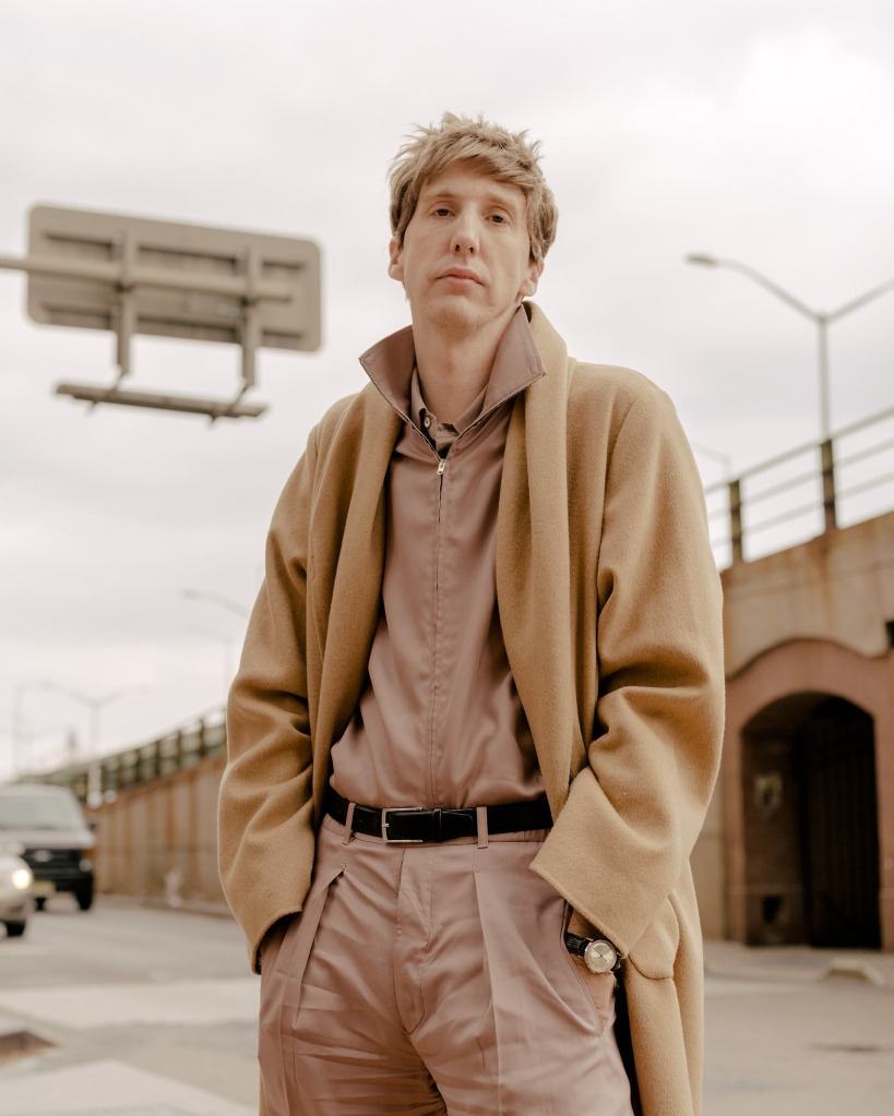 Bradford Cox of Deerhunter in New York, December 2018.
