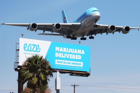 Weed Delivery Officially Legal In California