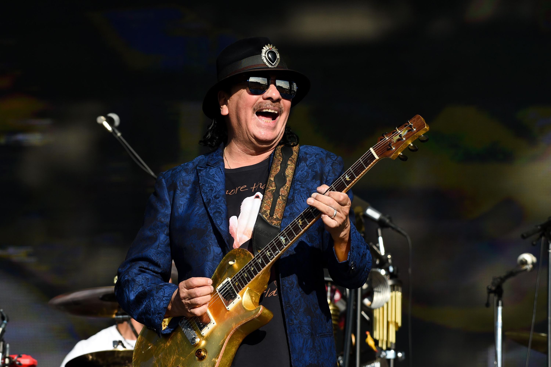 Santana Detail 'Supernatural Now' Tour to Celebrate Album, Woodstock Anniversaries