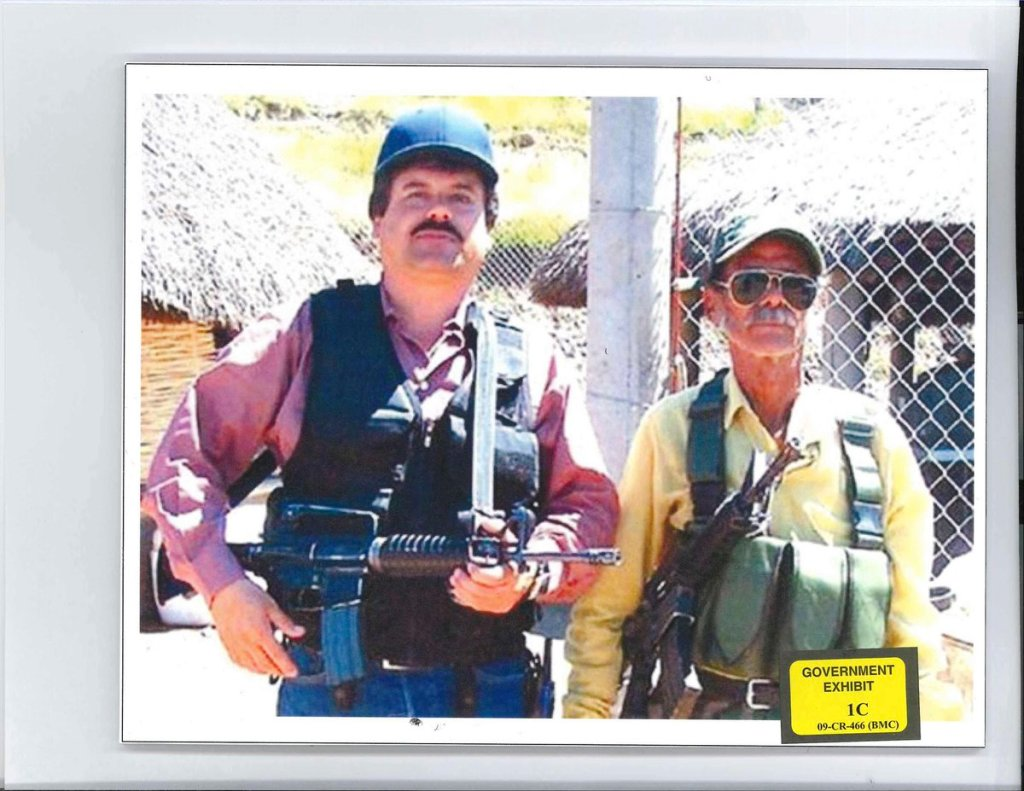 El Chapo and Comandante Juan