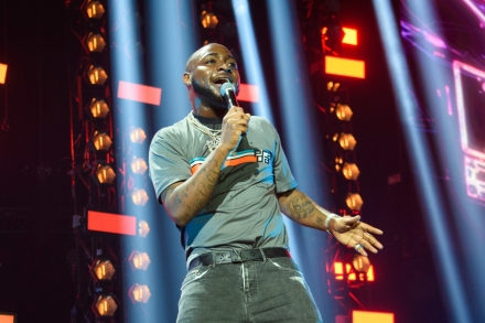 Why Davido's 'Fall' Is Finally Catching On in the U S  – Rolling Stone