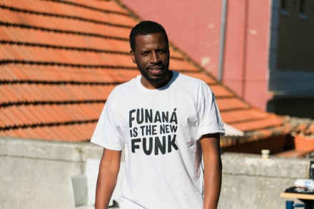 Dino d'Santiago Is Bringing Funaná to the World – Rolling Stone