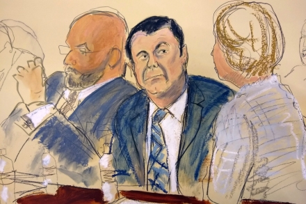 El Chapo Trial: Who's Who in Alleged Drug Lord's Court Case