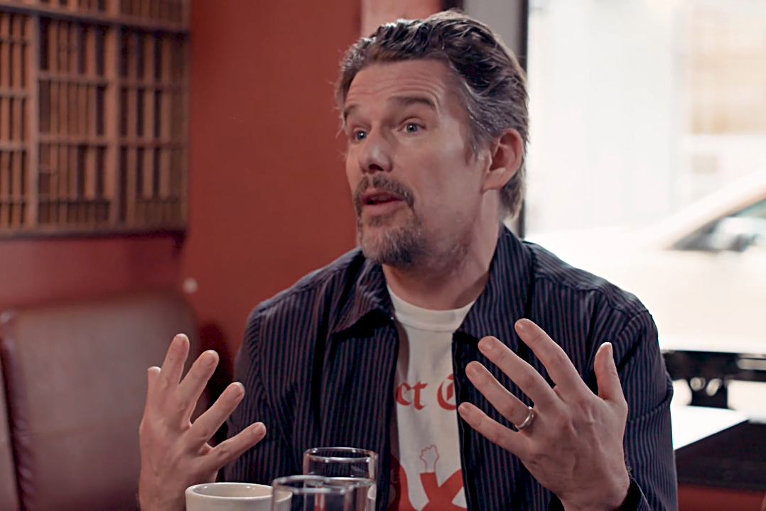 Ethan Hawke: The Rolling Stone Interview – Rolling Stone