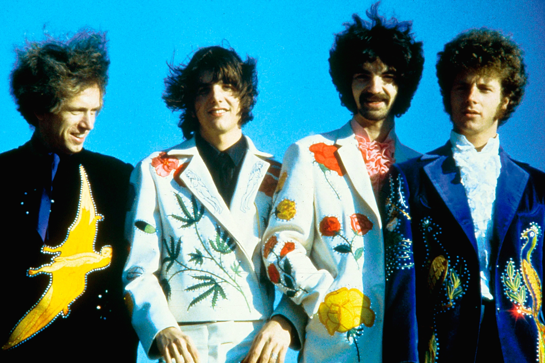 Gram Parsons: Flying Burrito Brothers 'Gilded Palace of Sin' Facts ...