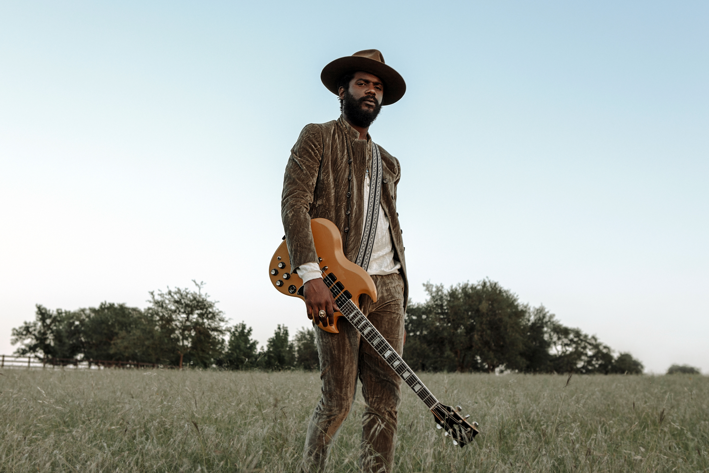 Gary Clark Jr.'s New Song Is a Scathing Account of Trump-Era Racism