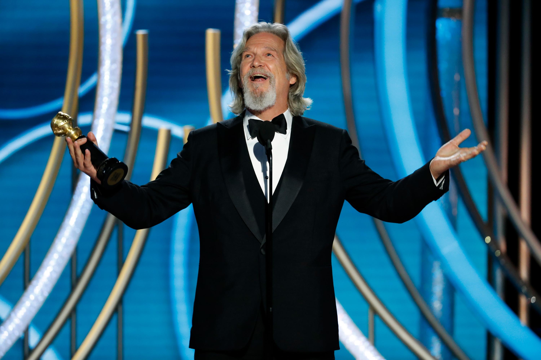 Golden Globes 2019: Jeff Bridges Accepts Cecil B. DeMille ...