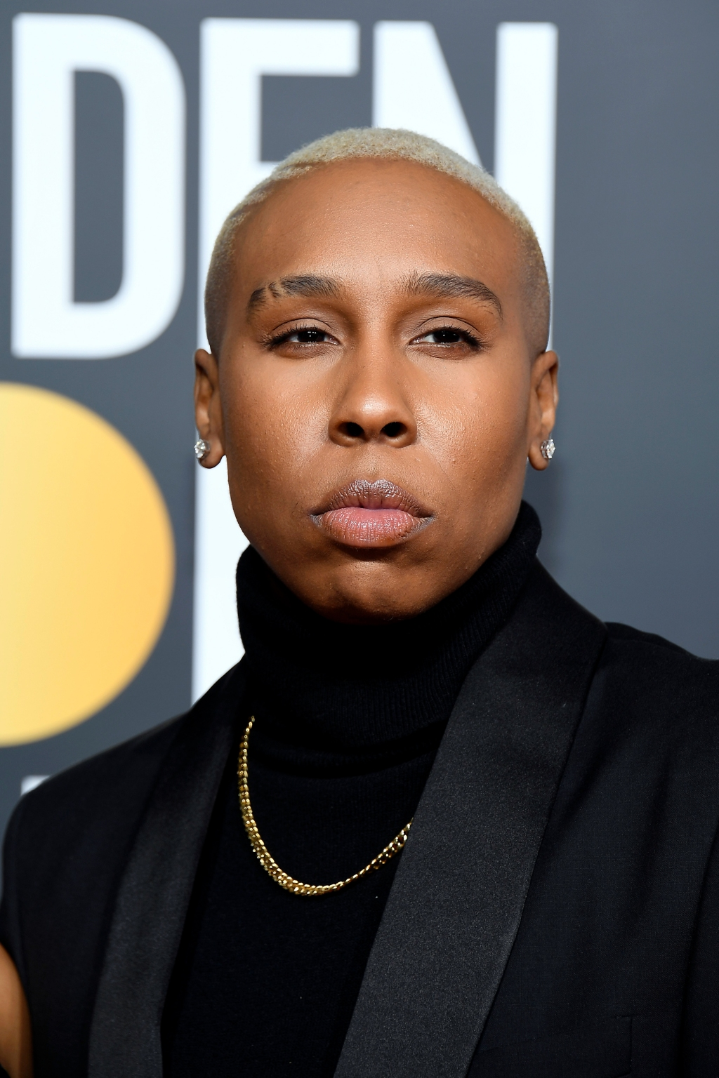 Lena Waithe arrives to the 76th Annual Golden Globe Awards held at the Beverly Hilton Hotel on January 6, 2019.