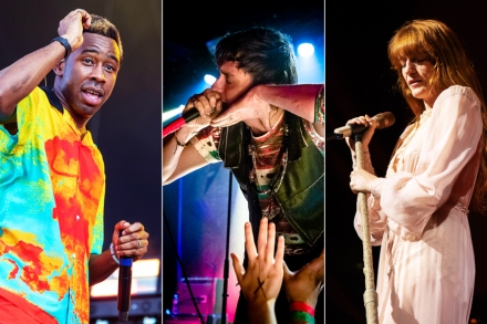 2019 Governors Ball: The Strokes, Florence and the Machine