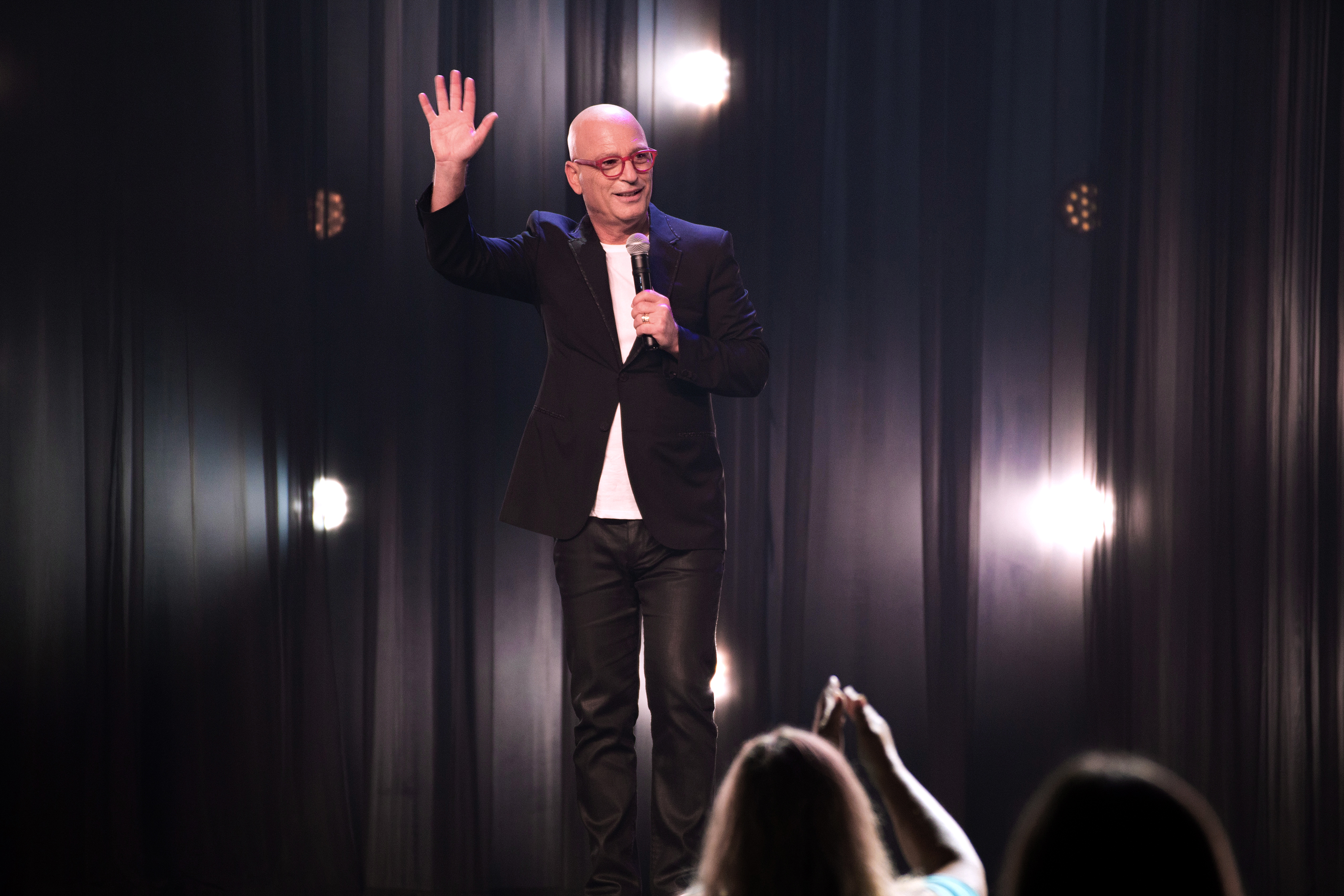 howie mandel comedy special.'