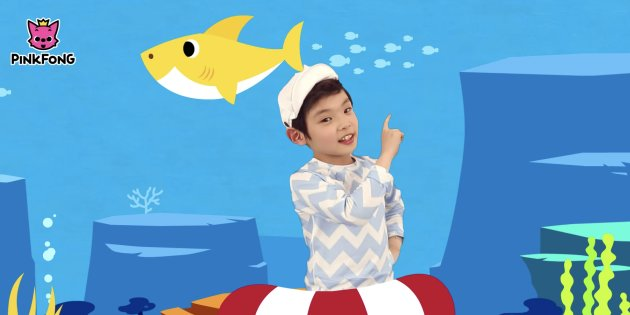Baby Shark Is Shooting Up The Charts But Nobody Owns