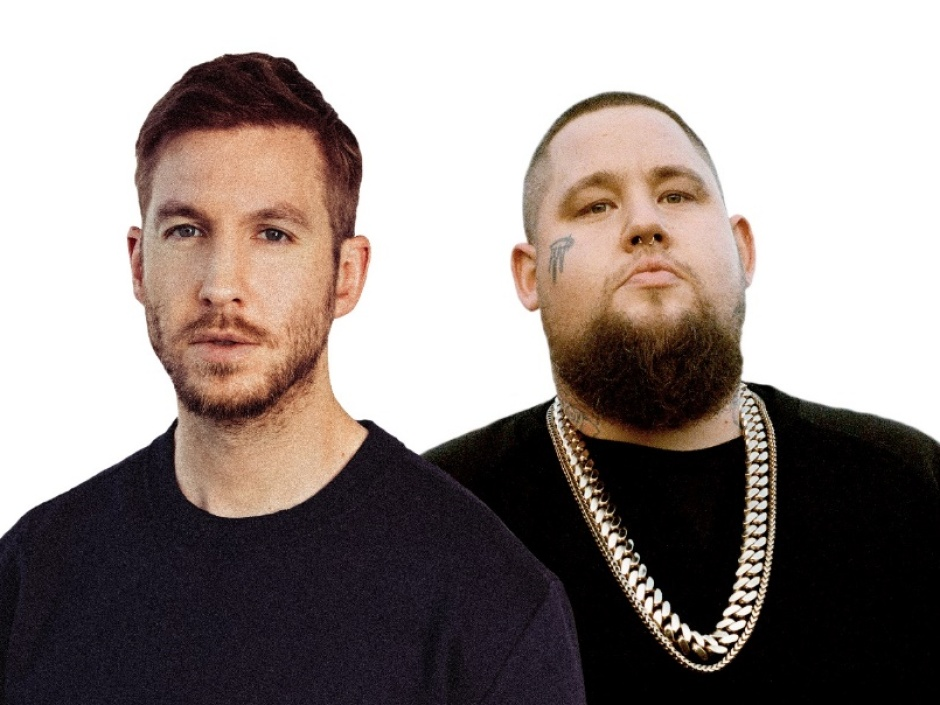 Hear Calvin Harris' Brassy New Song With Rag'n'Bone Man