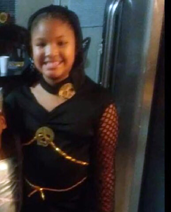 Jan 1, 2019 - Harris County, Texas, U.S. - Police released photo of of 7-year-old Texas girl JAZMINE BARNES 7, who was shot and killed while sitting in a car in Harris County, Texas, Sunday, Dec. 30, 2018. (Credit Image: © Harris County Sheriff's Office/ZUMA Wire)