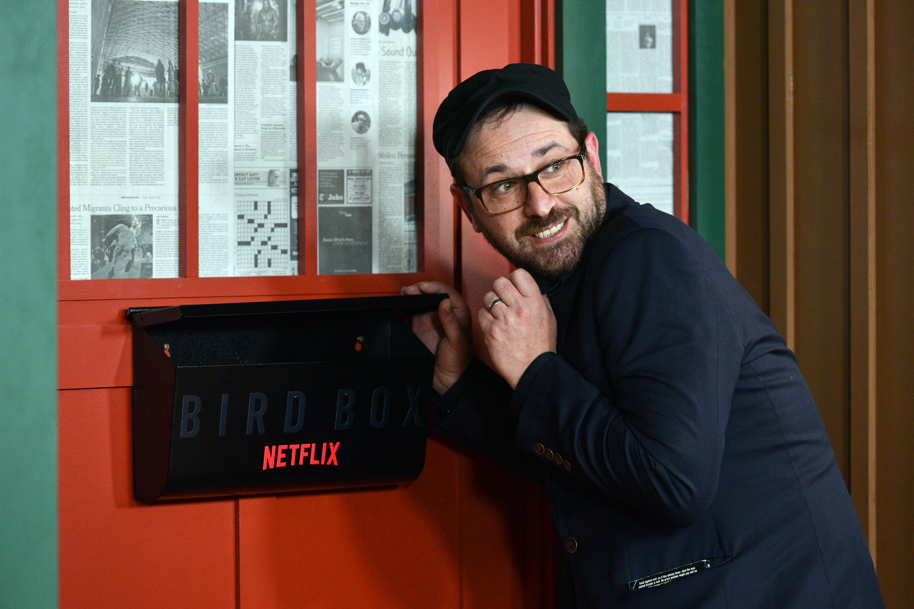 Bird Box': Meet the Indie-Rock Lifer Behind the Netflix Hit