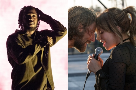Hear the 2019 Oscar Nominees for Best Original Song