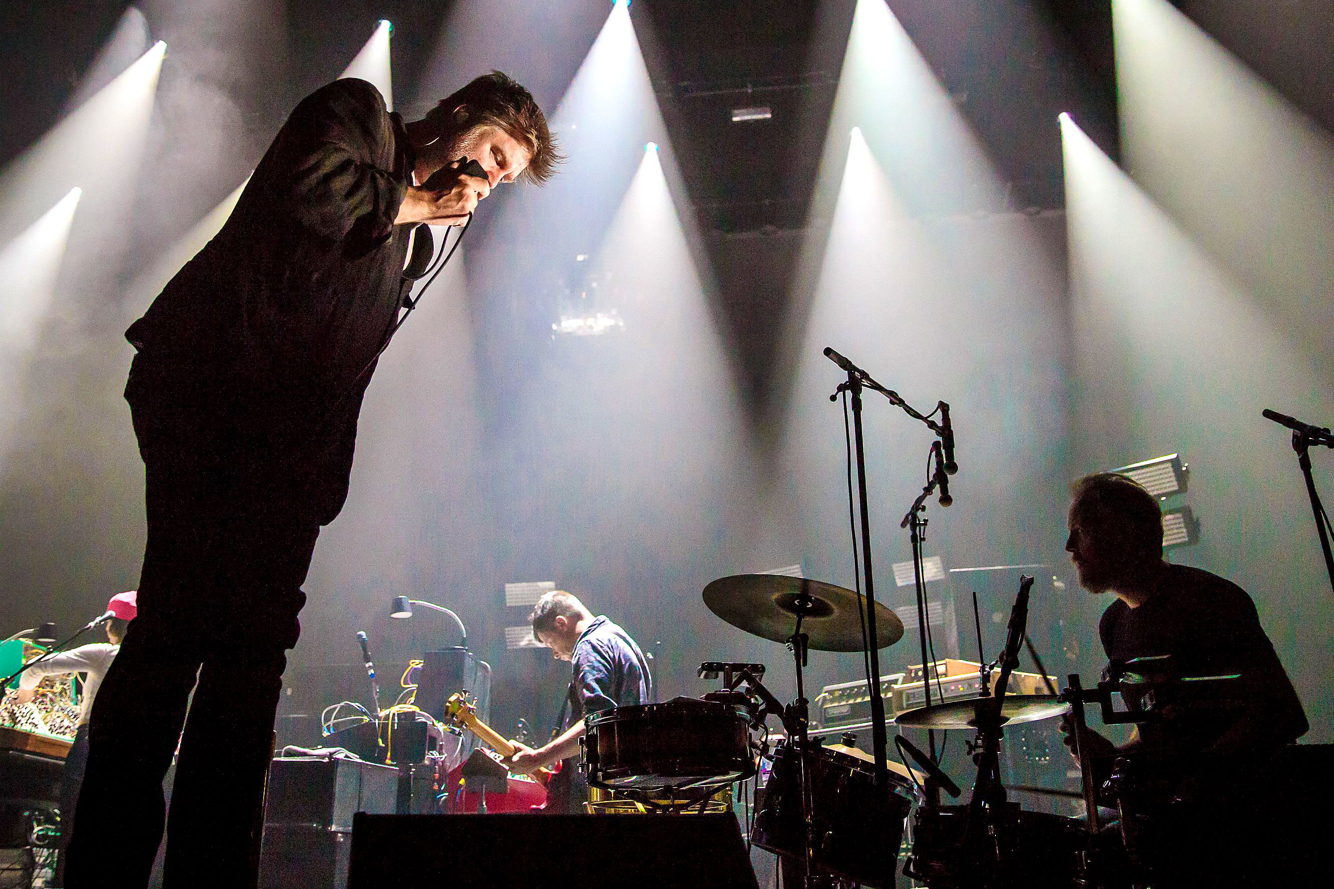 LCD Soundsystem Announce Live LP 'Electric Lady Sessions'