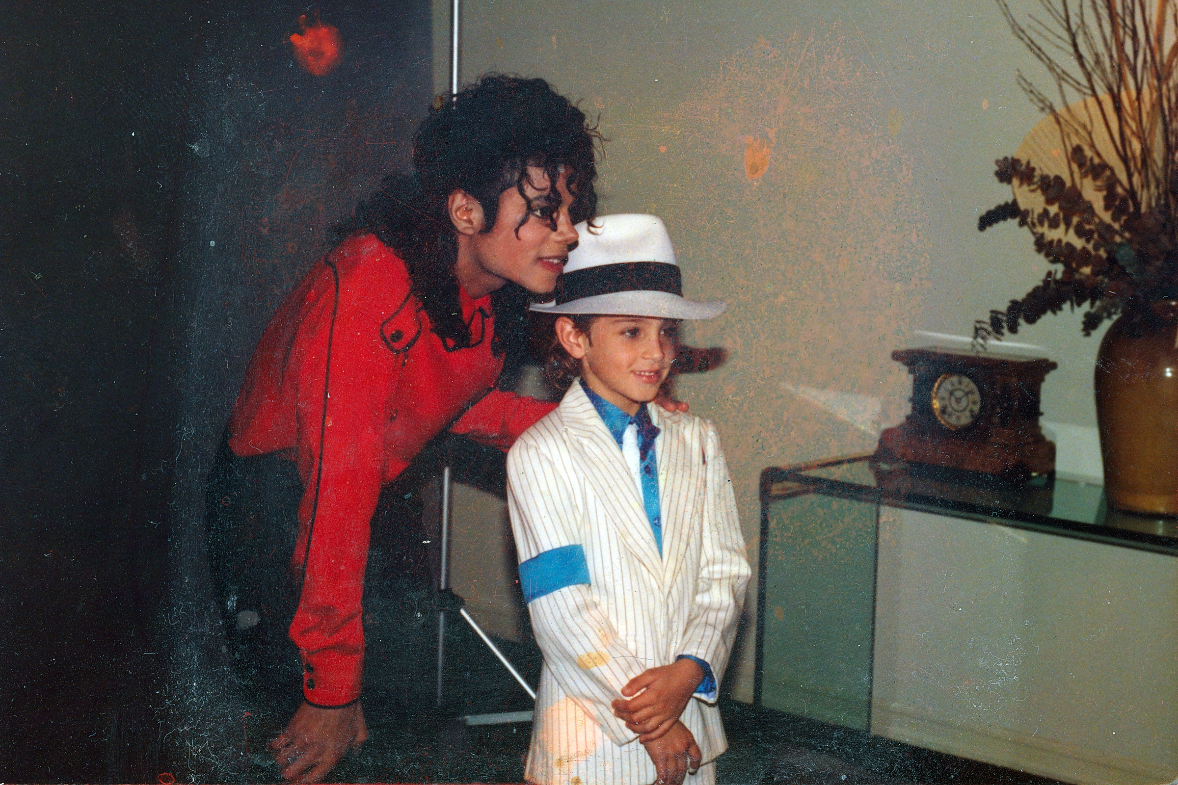 hot sales 1243b a13eb A still from Leaving Neverland by Dan Reed, an official selection of the  Special Events. Michael Jackson ...