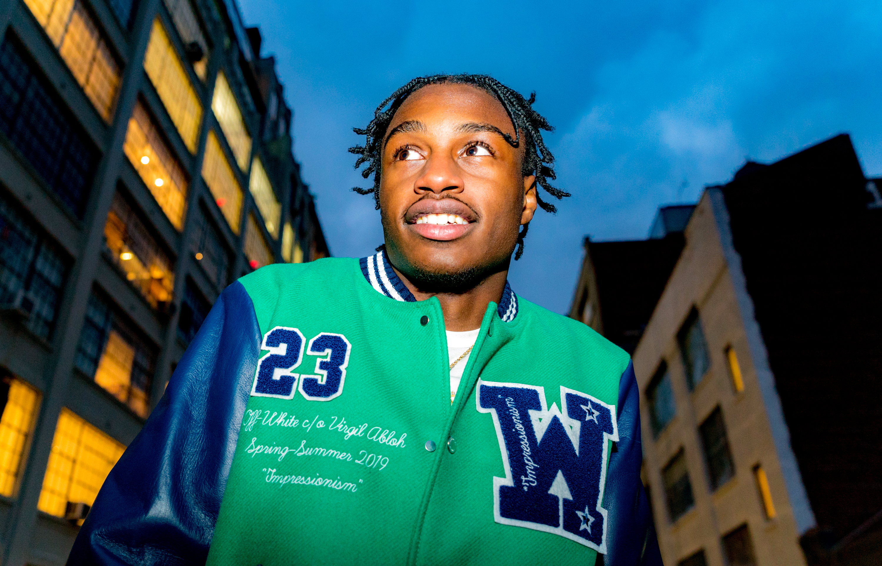 Nothing But Blue Skies Big Brother >> Lil Tjay Artist You Need To Know Rolling Stone