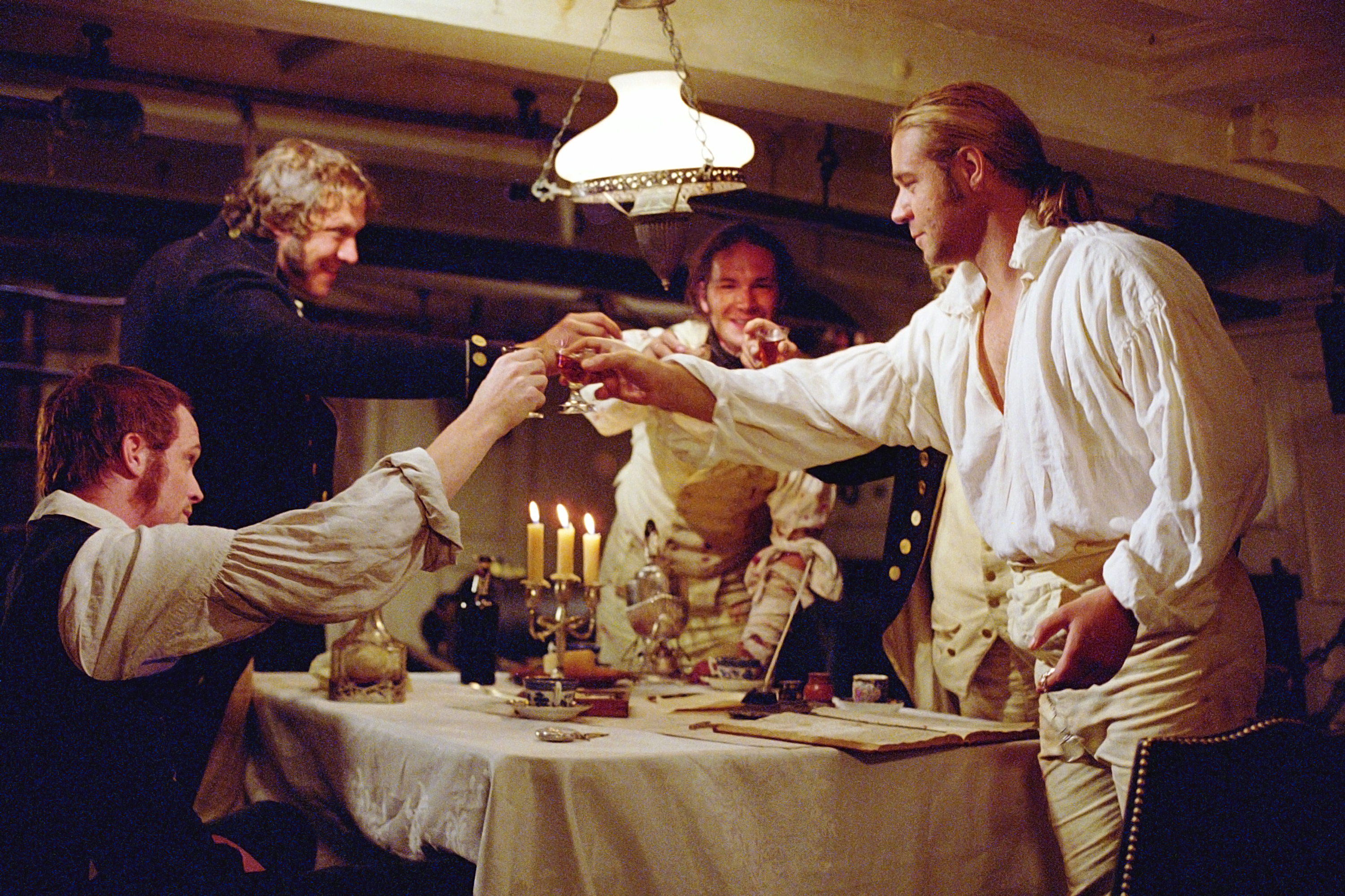 master and commander full movie youtube