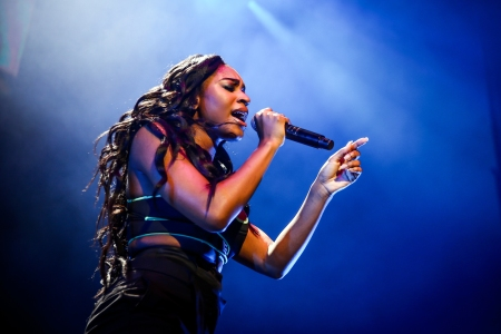 Shop für authentische erster Blick populärer Stil Fifth Harmony's Normani Describes Her Experience With Racism ...