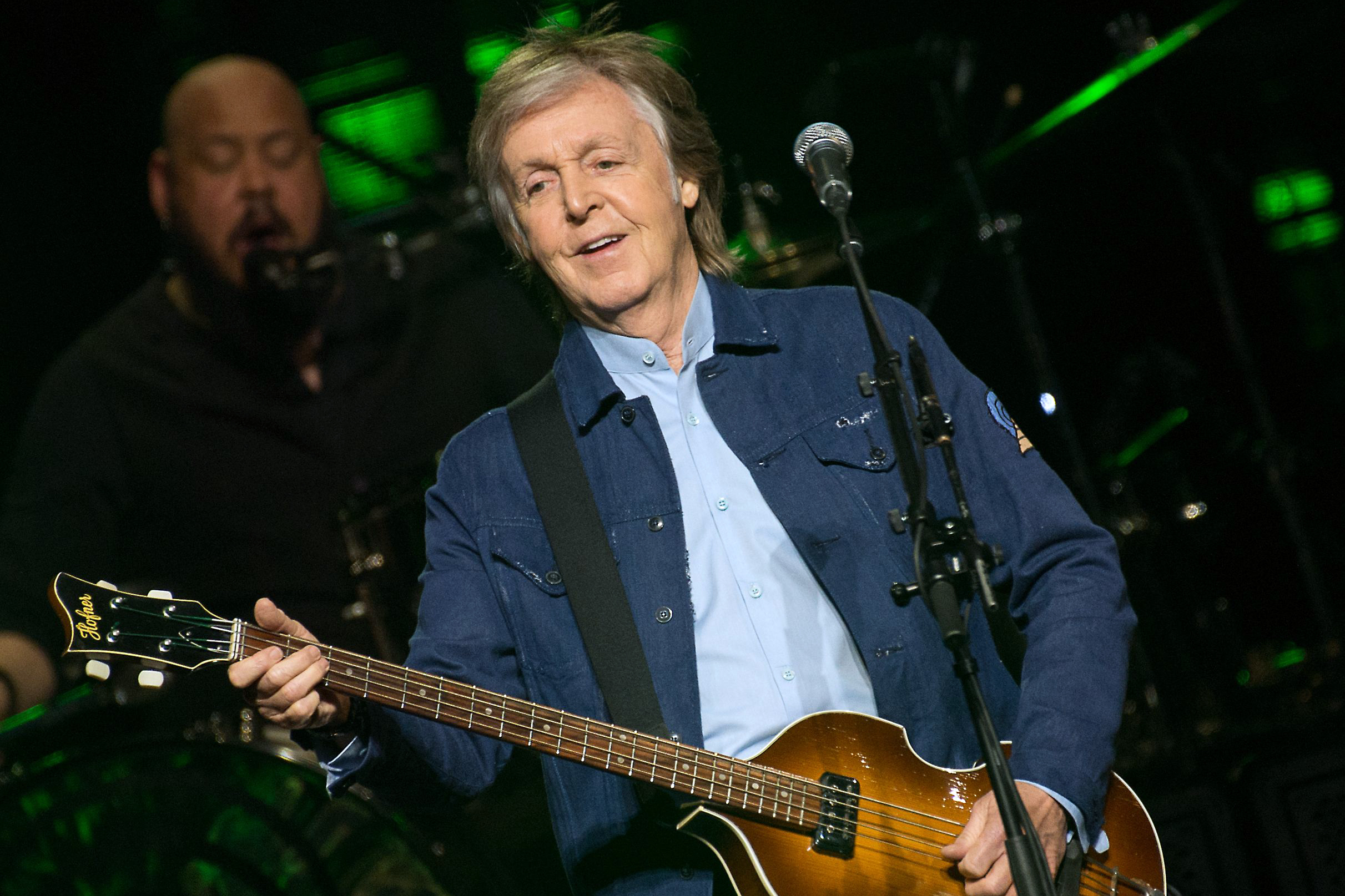 hear paul mccartney s wild auto tuned new song get enough rolling stone. Black Bedroom Furniture Sets. Home Design Ideas