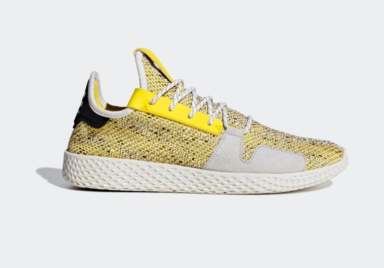 pharrell adidas solarhu sneakers
