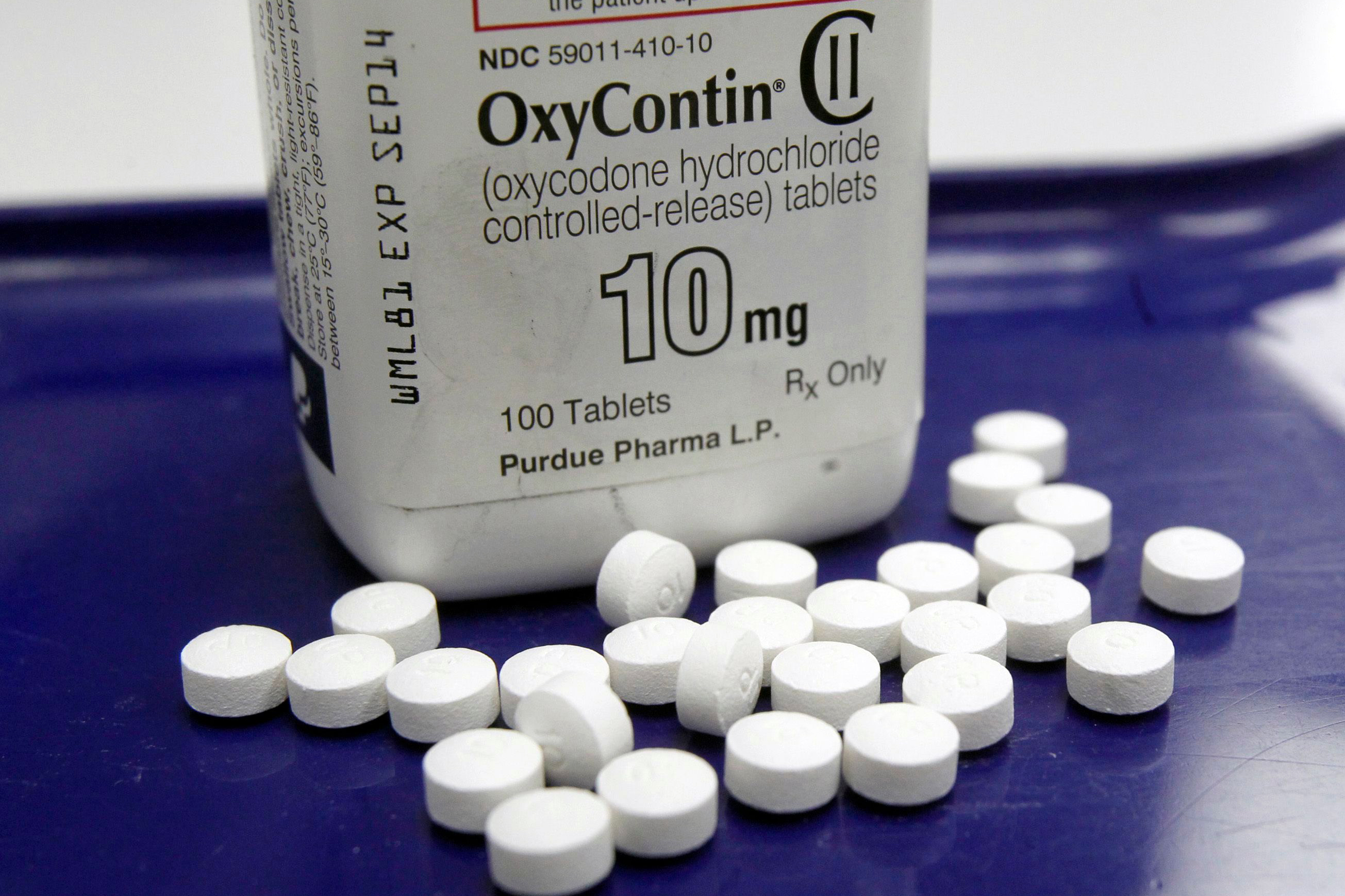 Lawsuit: Purdue Pharma Blamed OxyContin Abuse on 'Reckless Criminals'