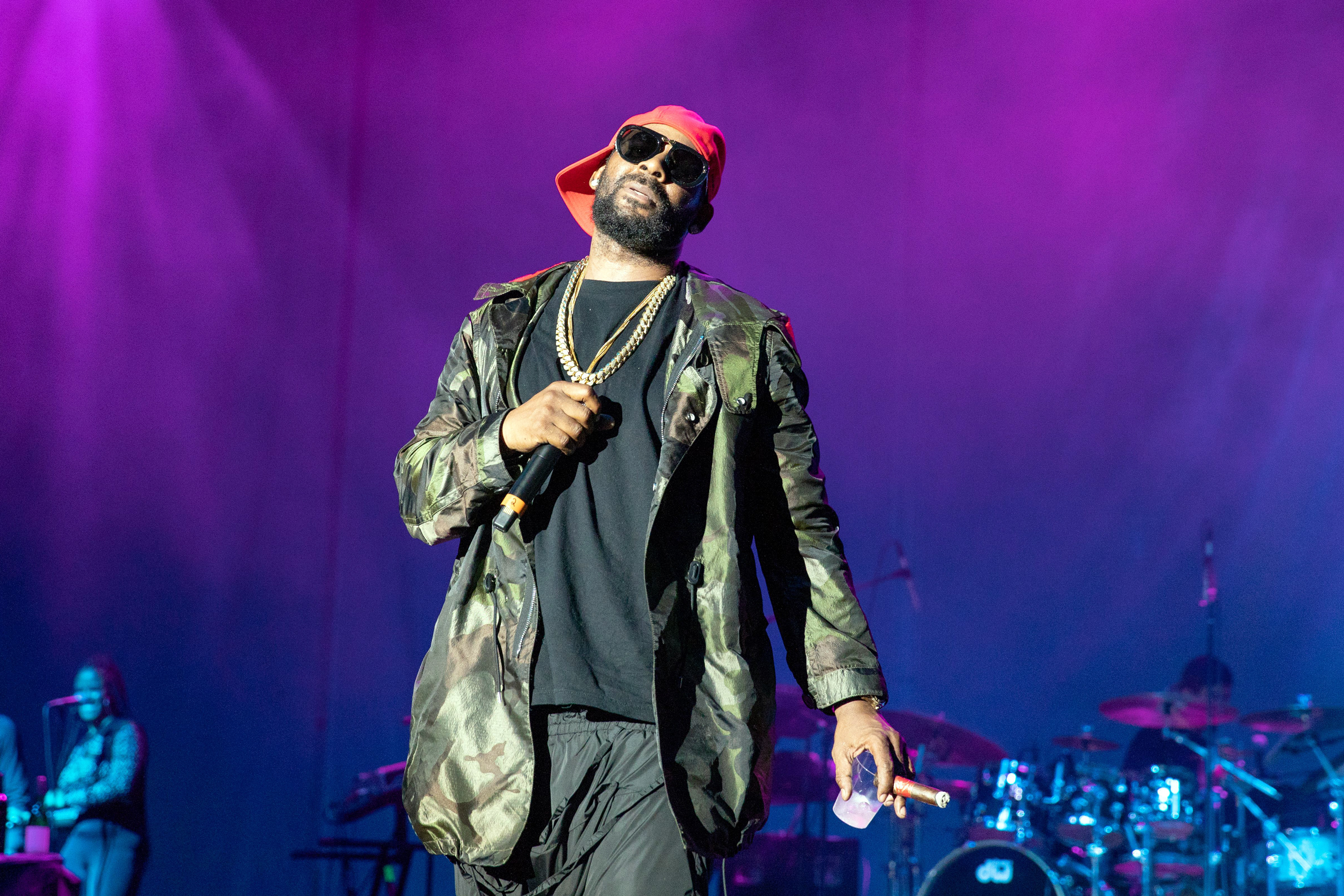 R. Kelly Hit With 66 Violations for His Sauna-Filled Recording Studio