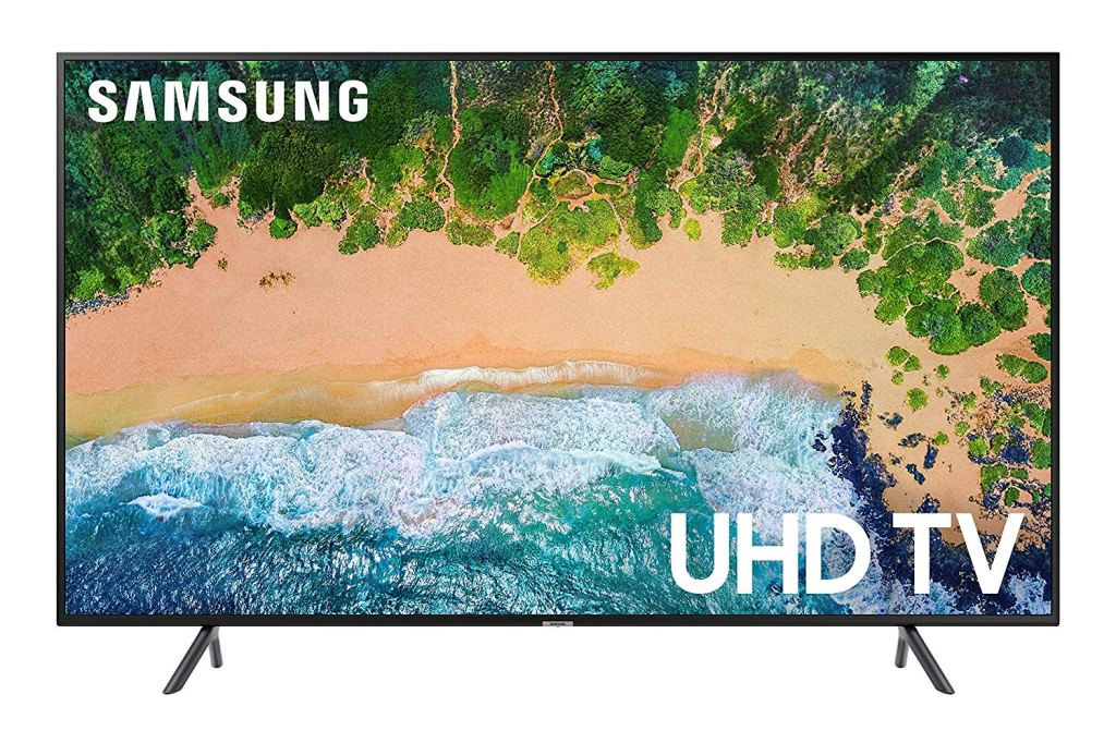best 4K TV Samsung review smart