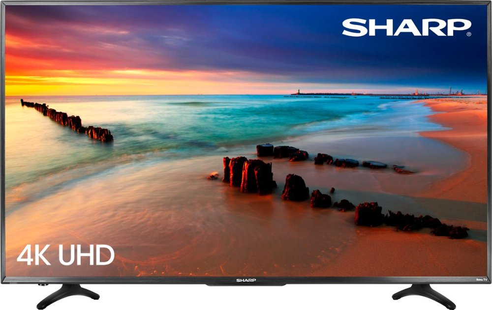 best 4k tv sharp review