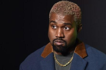 Kanye WestVersace show, Arrivals, Pre-Fall 2019, New York, USA - 02 Dec 2018