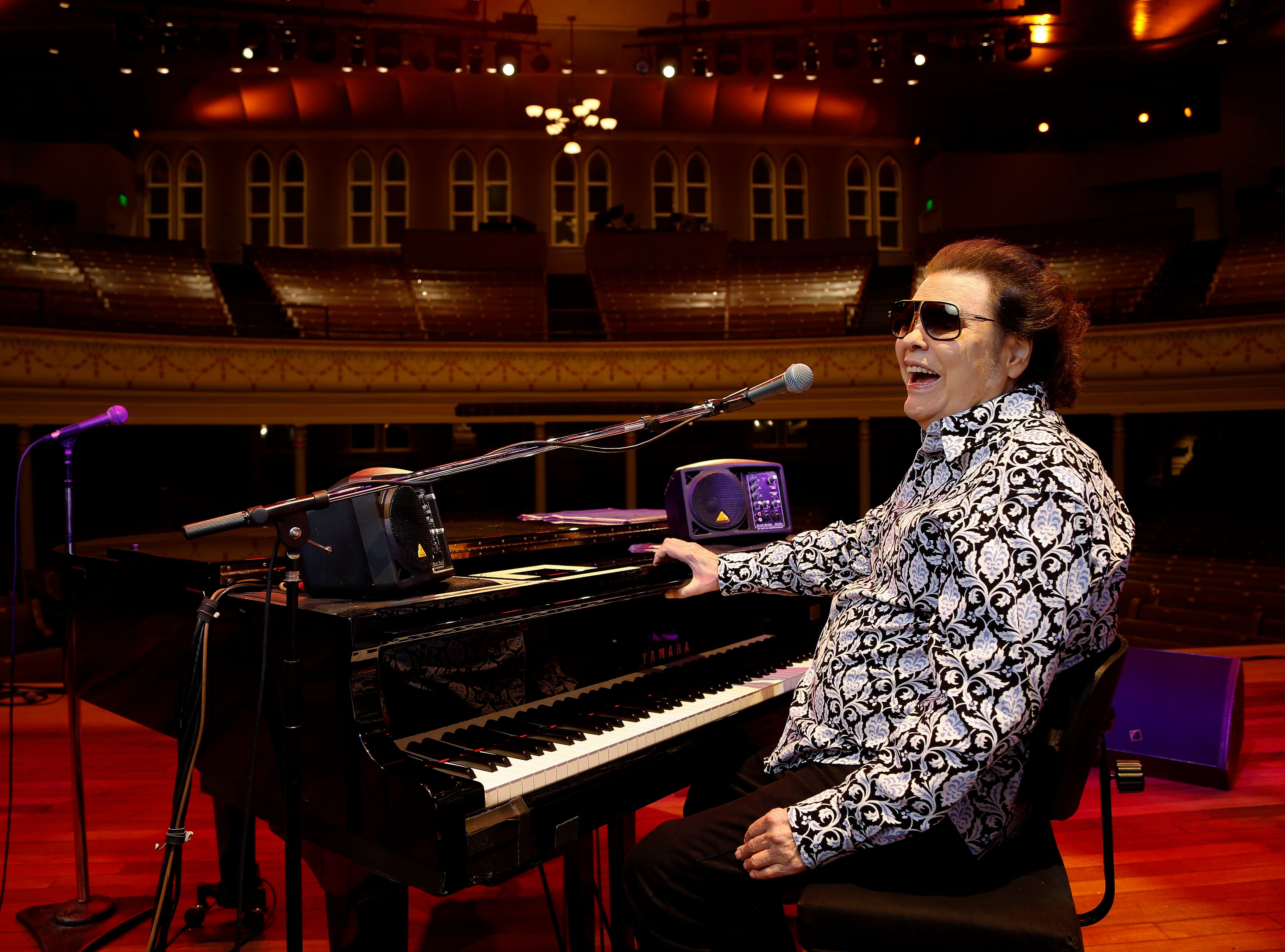 Ronnie Milsap and Kacey Musgraves: In the Studio for Their Stunning Duet