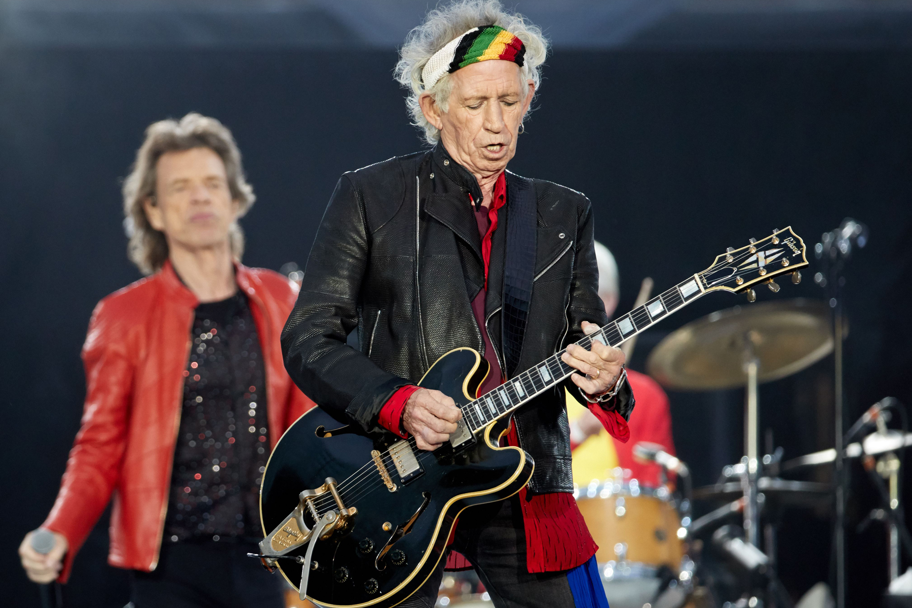 7f7b939e7683 Keith RichardsThe Rolling Stones in concert in Berlin, Germany - 22 Jun  2018Keith Richards (