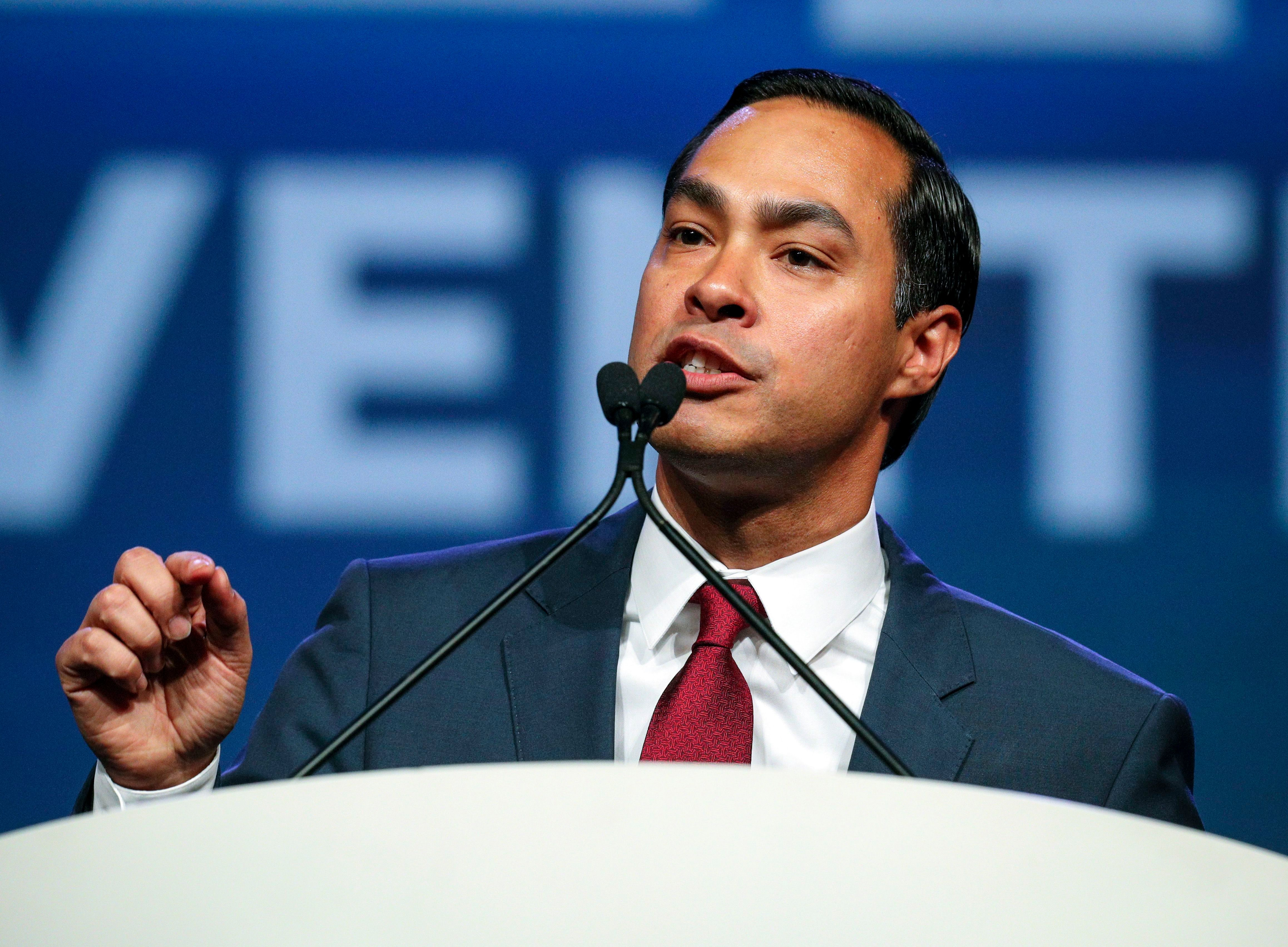 Julian Castro Officially Enters the 2020 Presidential Race