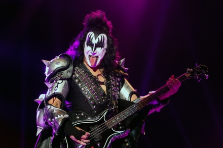 Kiss Detail First Club Show in Over Two Decades