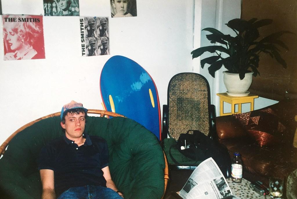 steve Gunn in 2003.