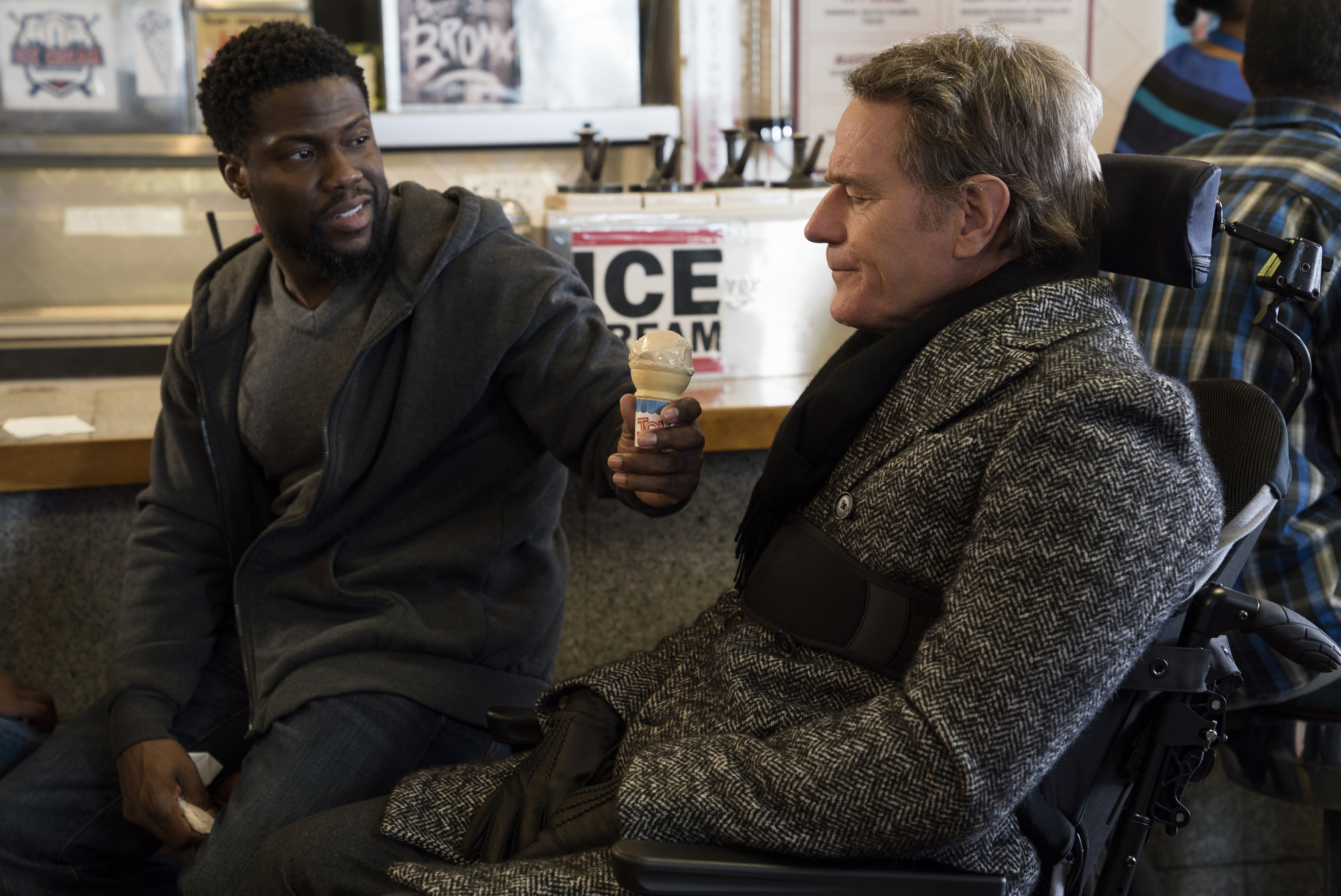 'The Upside' Review: French Feel-Good Comedy Gets Hart-Felt Remake