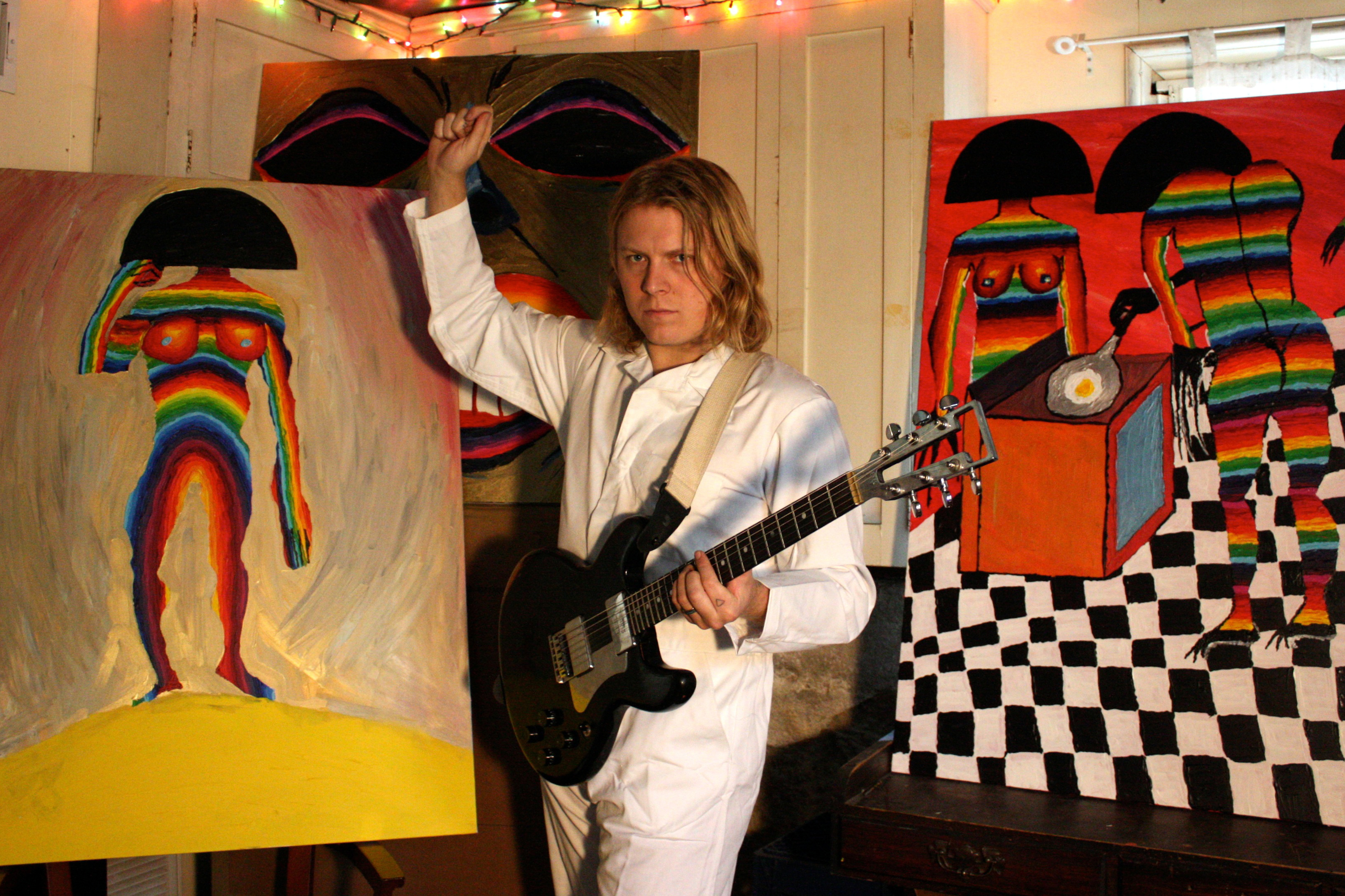 Hear Ty Segall Overhaul 'Love Fuzz' for New Live Album