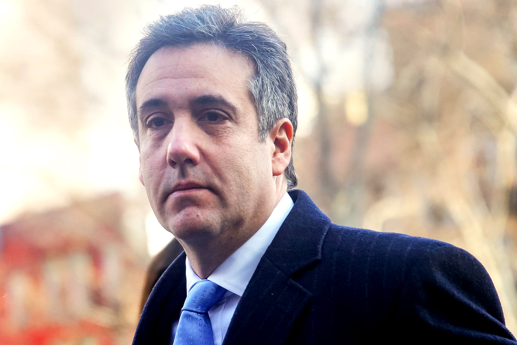 Michael Cohen Will Reportedly 'Pull the Curtain Back' on Trump's Crimes