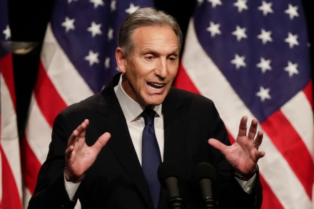 Why Howard Schultz Doesn't 'See' Race – Rolling Stone