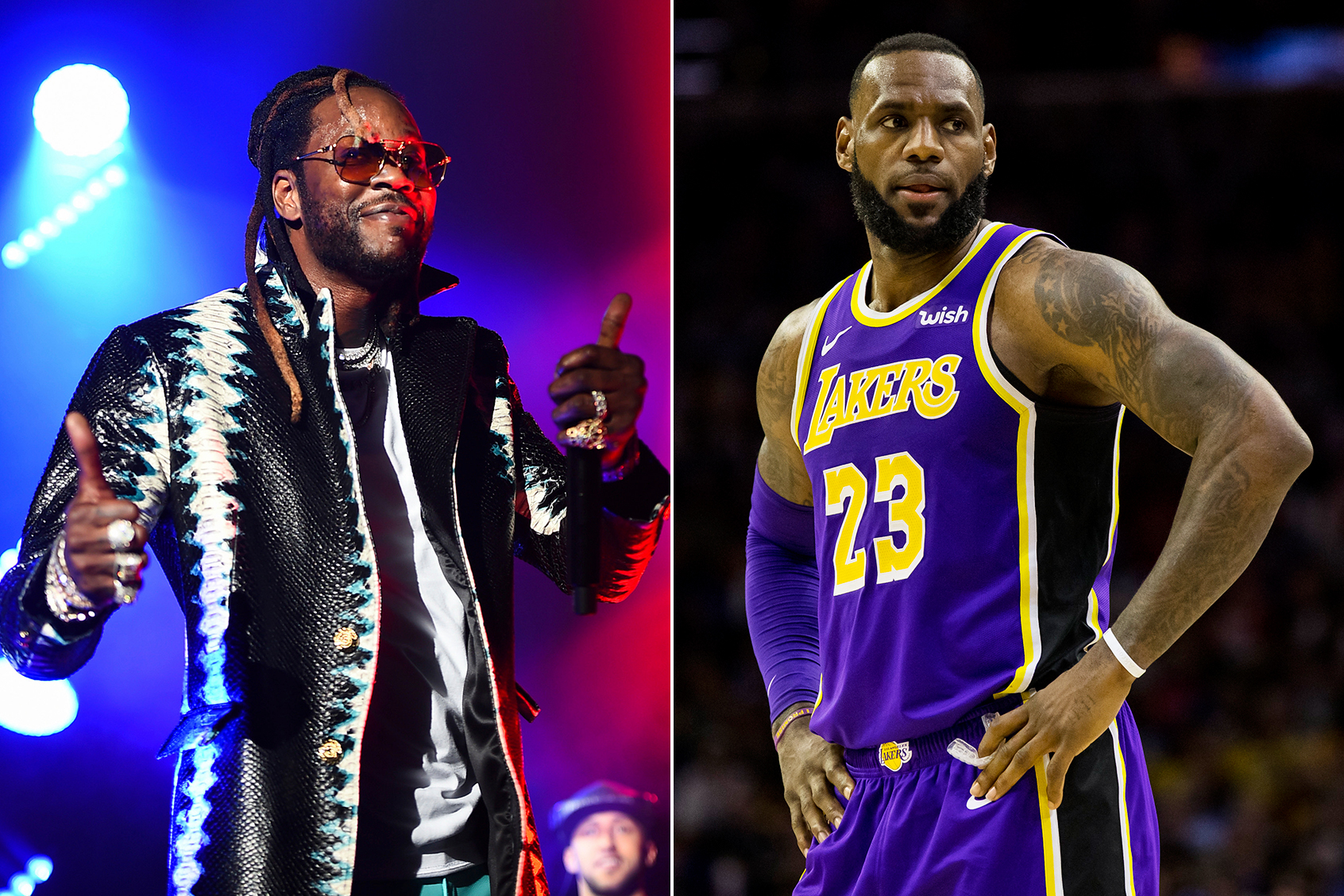 3b17aeb1170e 2 Chainz Preps LeBron James-Assisted Album  Rap or Go to the League ...
