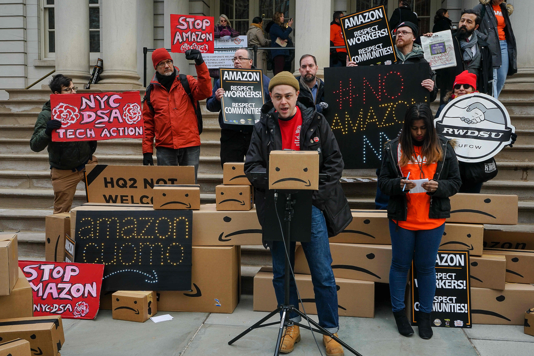 544fbe1cabd8 Amazon Pulls out of Plans for HQ2 in New York City – Rolling Stone