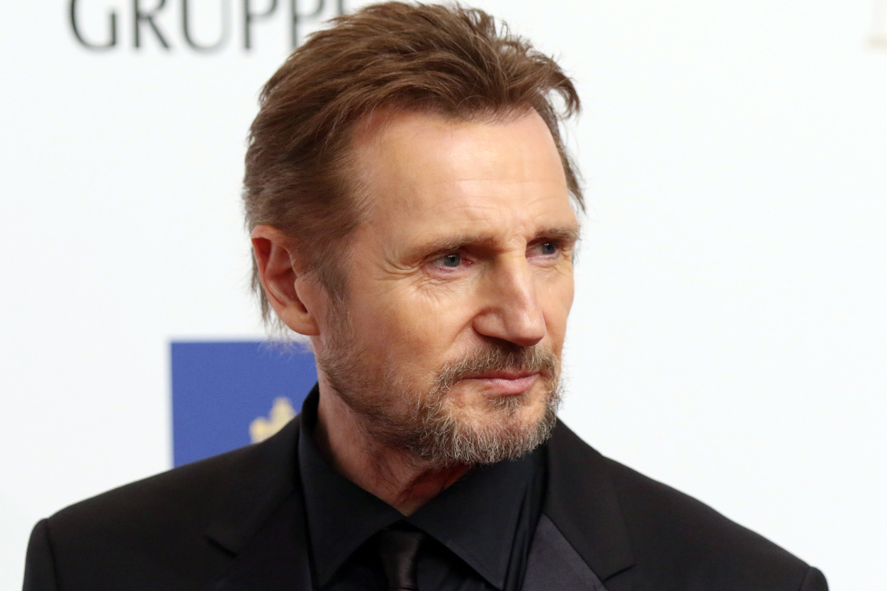 Liam Neeson at the 53rd Golden Camera Awards in Hamburg, Germany on February 22nd 2018