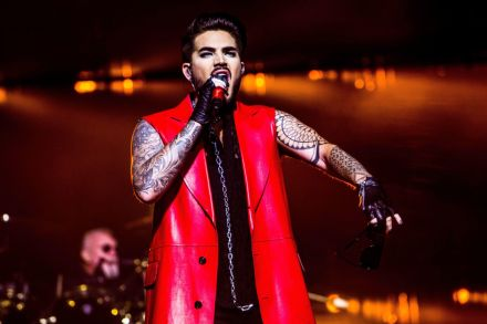 Hear Adam Lambert's Achingly Yearning New Song 'Feel Something'
