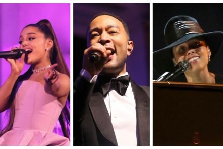 Ariana Grande, John Legend Set to Perform iHeartRadio Music