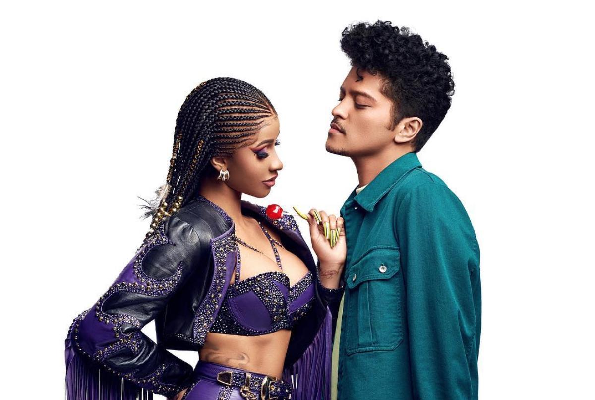 Hear Cardi B Bruno Mars Flirtatious New Song Please Me