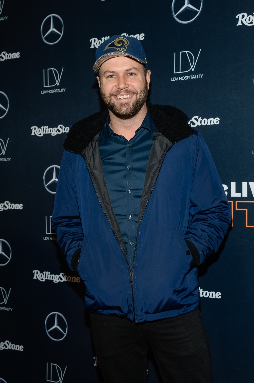 SNL cast member Taran Killam arrives to Rolling Stone Live Atlanta